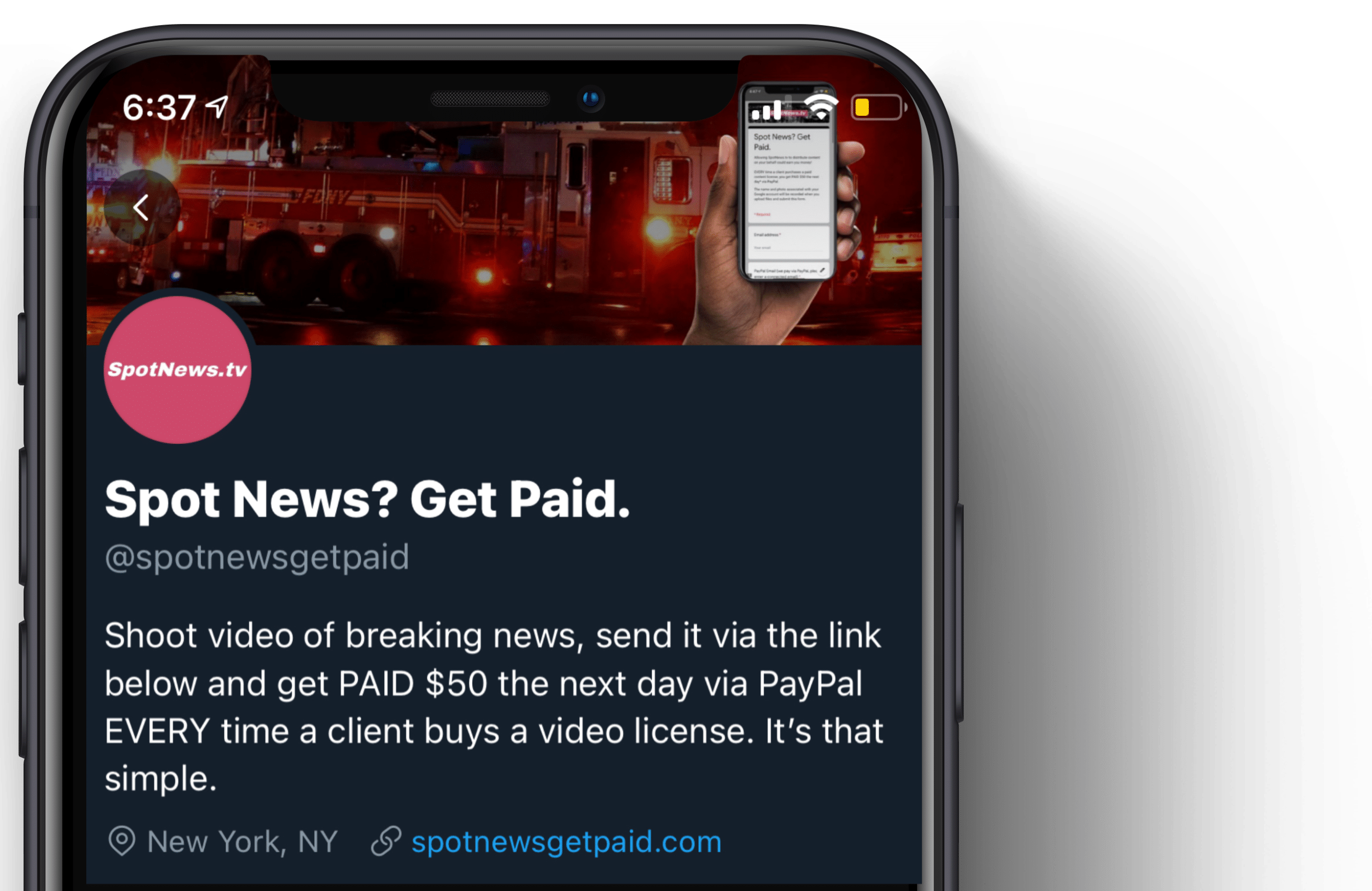 https://www.spotnewsgetpaid.com/wp-content/uploads/2021/02/iphone-tweet-1.png